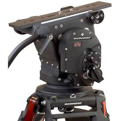 Picture of OConnor Ultimate 2575D Fluid Head Package