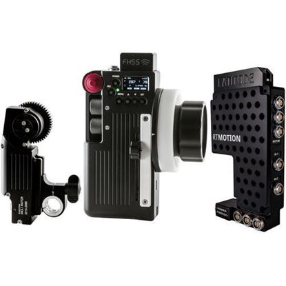 Picture of Teradek RT Wireless Lens Control Kit (Latitude-SK Receiver, MK3.1 Controller+Forcezoom) [RED DSMC2 Only]