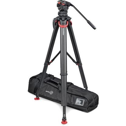 Picture of Sachtler FSB 10 FT MS flowtech 100 Tripod System