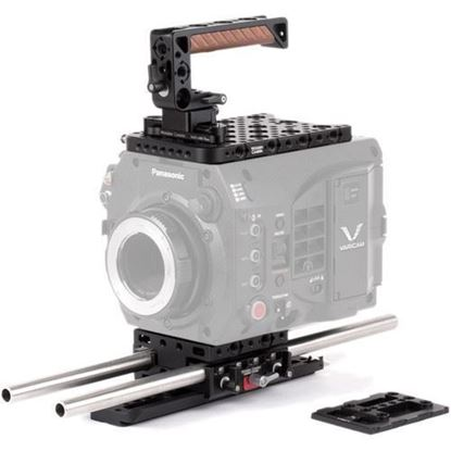 Picture of Wooden Camera - Panasonic VariCam LT Unified Accessory Kit (Advanced)