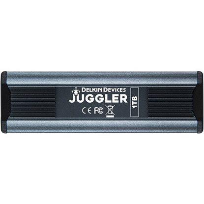 Picture of Delkin Devices 1TB Juggler USB 3.1 Gen 2 Type-C Cinema SSD